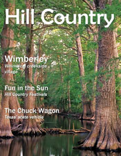Hill Country Magazine Cover